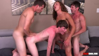 Porn Gay XXX  Webcam Orgy with the ColbyKnox Boys- including Levi Hatter and Jack Valor RAW