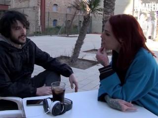LasFolladoras - Silvia Rubi Kinky Spanish Babe Seduces Newbie Guy For A Hot Fuck - AMATEUREURO