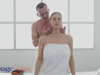 Massage Rooms Big Boobs Blonde Busty Mom Nathaly Cherie Served A Huge Creampie