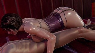 Honey Select 2 Jill was Conquered by the Disgusting Man's Big Cock Episode 2
