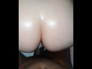 amateur phone footage of harmony reigns getting fucked hard by big black dick