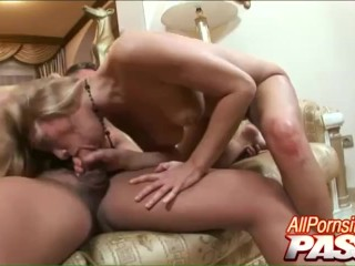 Nailing Julia Taylor Finishes With Hot Jizz In Mouth Ending