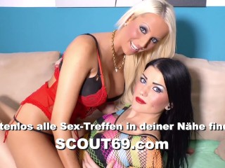 German Teen Tight Tini Dirty Talk Joi Jerk Play in POV