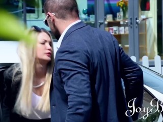 Joybear - Passionate Lesbian Sex
