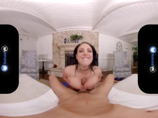 You Have Wife's Approval To Fuck Big Tits Latina Babe Alina Lopez