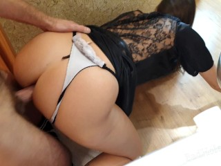 I sought after to clean my panties however all of sudden were given a shaft in my anal