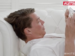 WhiteBoxxx - Sarah Kay Beautiful Czech Babe Intense Pussy Licking And Cock Sucking Orgasms With Her Lover - LETSDOEIT