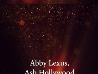 Short Haired Tiny Titty Teens Abby Lexus & Ash Hollywood Finger Bang & Cum!