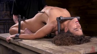 Victoria Voxxx endures an ever-increasing level of torment