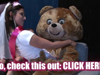 DANCINGBEAR – Collection Of Videos Featuring Male Strippers Slangin' Wood