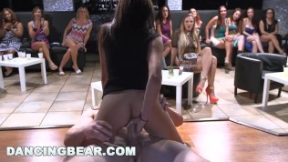 DANCINGBEAR – Collection Of Videos Featuring Male Strippers Slangin' Dick