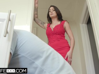 NewSensations - Wife Sharing Husband Hot Latin Big Ass And Tits