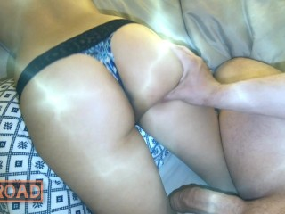 Homemade Anal Prone Bone And Pussy Queef For The Queen - CK Road