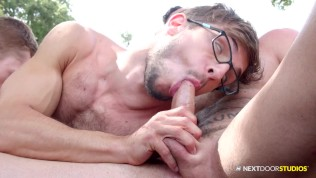 Hot Outdoor Gay Sex Compilation