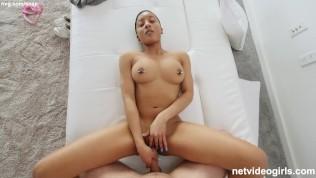 Black Girl With Killer Body Fucks During Her Audition