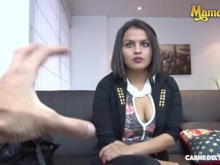 CarneDelMercado - Lorena Medina Sexy Colombian Teen Seduces And Fucked Hard On Camera - MAMACITAZ