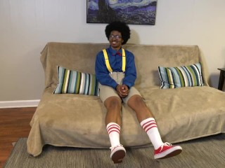 Dorky Darien Joins The Casting Couch