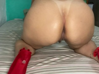 brazilian couple anal sex amateur real insane with creampie and double penetration