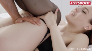 WhiteBoxxx – Charlie Red Big Booty Czech Girlfriend Intense Morning Sex With Her New Lover
