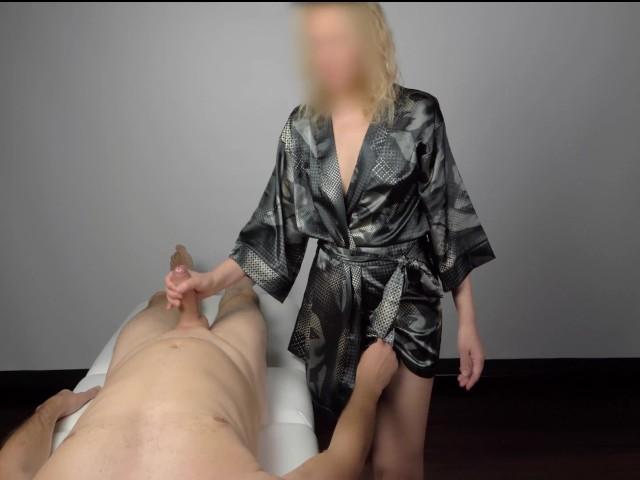 Teen Happy Ending Massage