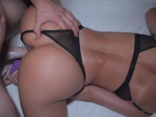 Overdue Evening Banged (Cum All Over My Anal Hottie)