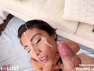 Facial Cumpilation Danny YouthLust 2020