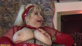 pierced mature extreme fisted