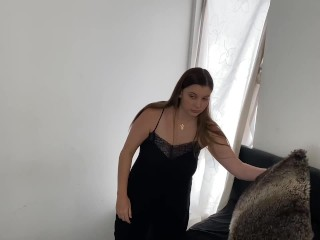 Milf Step Mom Fucking With Son in Hotel Room