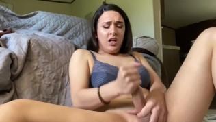 Sexy tranny JOI (full free video)