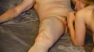 "FILM 41: """"Slow Pleasure"""" (Full Movie) - Real Life Husband and Wife Love Edging and Oral Play - SSS"