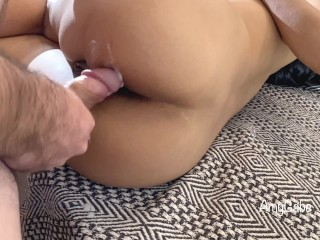 Thai Student Bitch Obtains Her Gorgeous Anal Banged Ameteur AmyGabe