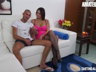 CastingAllaItaliana - Marie Clarence Horny French Babe Hardcore Anal Banging On Camera - AMATEUREURO