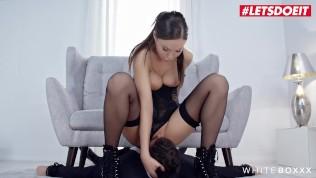 WhiteBoxxx – извращенная фемдом, подборка! Сидение на лице с поеданием киски, оргазмы с женским доминированием – LETSDOEIT