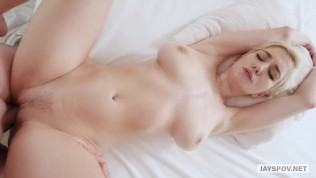Skye Blue Has A Perfect Body and Big Natural Boobs