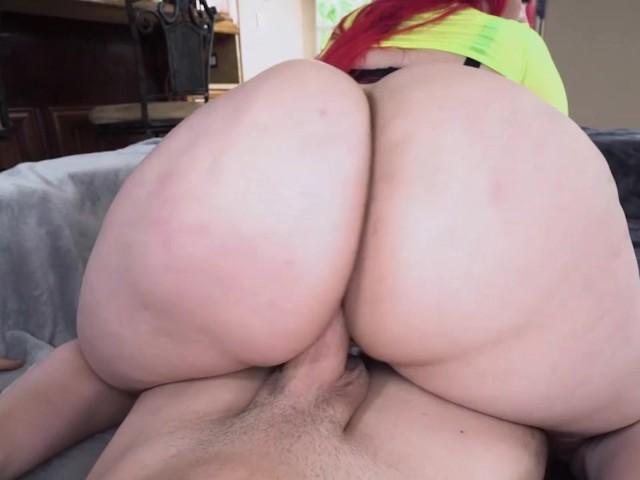 Fucking Thick Ass White Girl