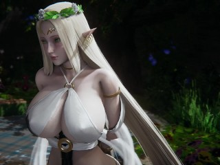 Honey select 2 Elf Goddess Celestin