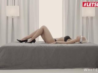 WhiteBoxxx - Cecilia Scott & Vera Wonder Big Tits Hungarian MILF Blindfold Threeway Sex With Big Dick Stud - LETSDOEIT