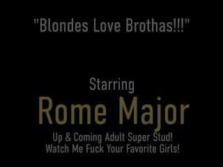 Hard Cock Rome Major Shoves His Big Stiff Dick Into Wild Woman Nadia White!