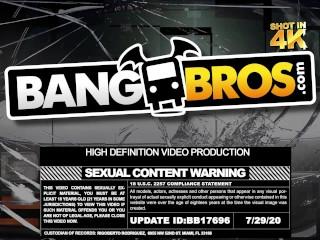 BANGBROS - Big Tits Asian Babe Mina Moon Boards Van With Strangers And Gives Up Dat Azz