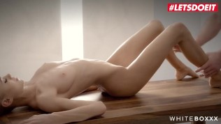 WhiteBoxxx – Erotic Valentine's Day Surprise! Nancy A Sexy Ukrainian Girlfriend Erotic Sex With Her Lover