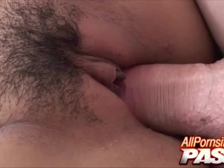 Mega big Boobs Thai Bunny Fetches On Best and Grinds On That Penis