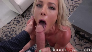 Pissed Wife Shows Hubby She Can Have Fun Too…