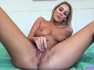 MilfTrip Gorgeous Blonde Begs For Cum