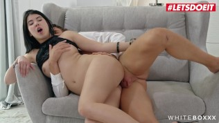 WhiteBoxxx - Lady Dee Gorgeous Czech Babe Fingered And Fucked By Her Horny Boyfriend