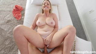 MILF Loved Getting Fucked By A Younger Guy
