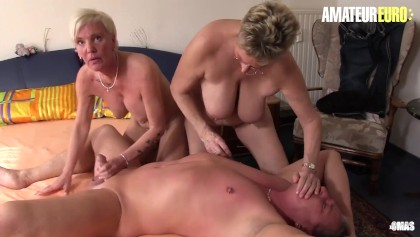 Amateur Milf College Guy fickt My Home