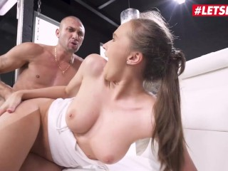 HerLimit – Stacy Cruz Busty Czech Teen Hardcore Pussy Fucking And Gaping From A Huge White Cock – LETSDOEIT