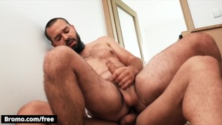 Porn Gay XXX  Bromo – Ryan Cage Gets Horny After The Car Broke Down On The Side Of The Road & Fuck Luke's Ass