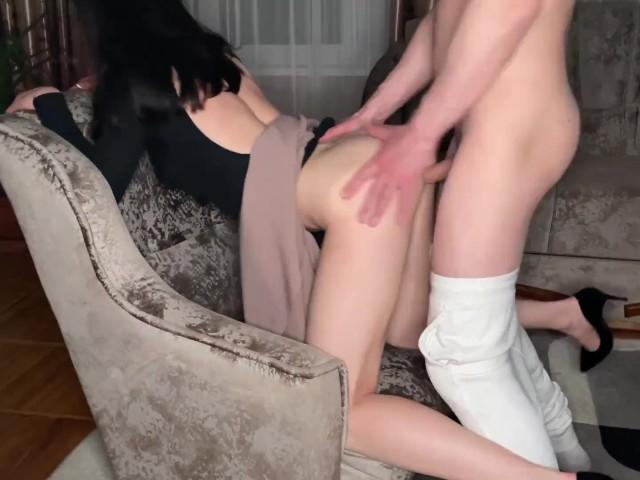 Let My Friend Cum My Pussy