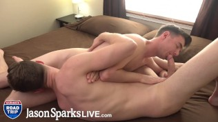 Young Gays Raw Breed After Sixty Nine BJ